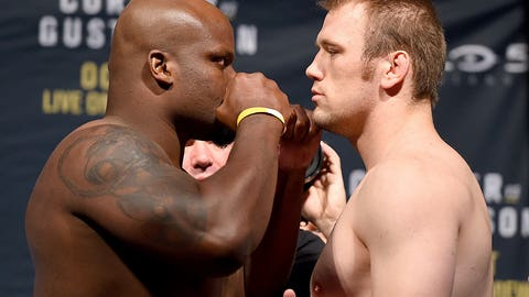UFC 192: Cormier vs. Gustafsson weigh-in gallery