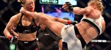 Relive Holly Holm's career-defining, head-kick knockout of Ronda Rousey