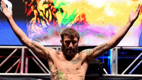 UFC Fight Night: Namajunas vs. VanZant weigh-in gallery