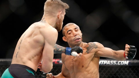 Conor McGregor vs. Jose Aldo