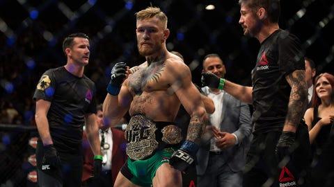 Conor McGregor vs. Jose Aldo
