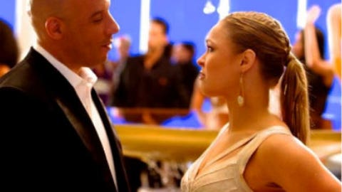 Ronda Rousey in 'Furious 7'