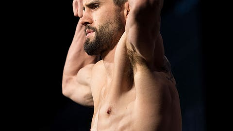 UFC 195 Weigh In