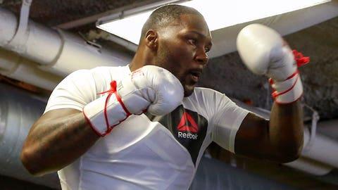 Anthony Johnson vs. Glover Teixeira