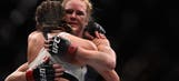 Holly Holm says her 'heart hurts' after losing belt to Miesha Tate