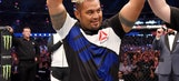 Mark Hunt scores walk-off KO over Frank Mir at UFC Fight Night