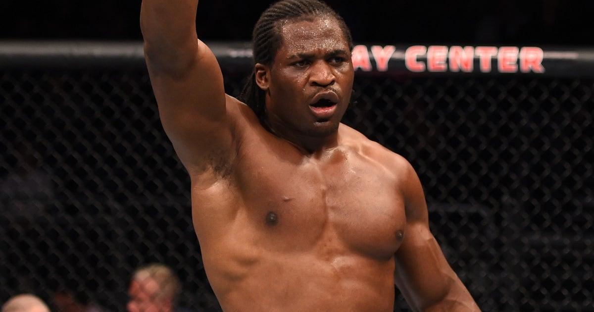 Francis Ngannou beats Curtis Blaydes after nasty eye ...