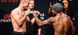 Follow the action from UFC Fight Night: McDonald vs. Lineker