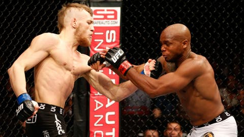 Conor McGregor vs. Marcus Brimage
