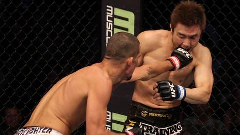 Nate Diaz vs. Takanori Gomi