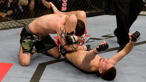 Nate Diaz vs. Kurt Pellegrino