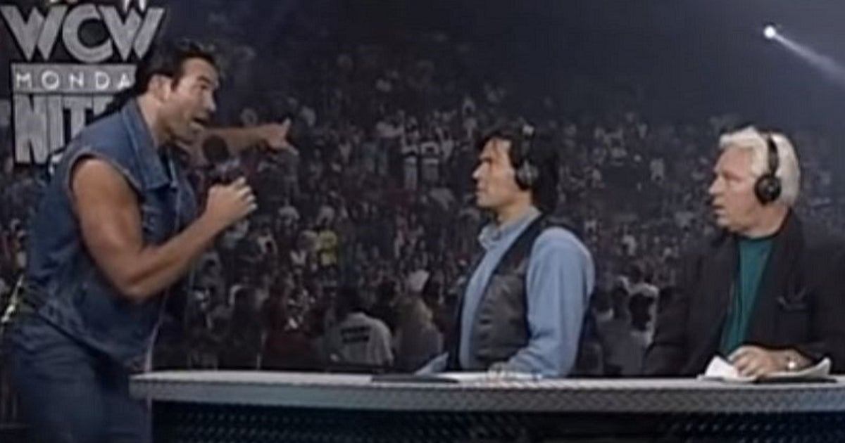 20 Years Ago Scott Hall Invaded Wcw And Launched