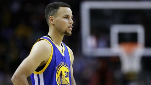 Stephen Curry, PG, Golden State Warriors