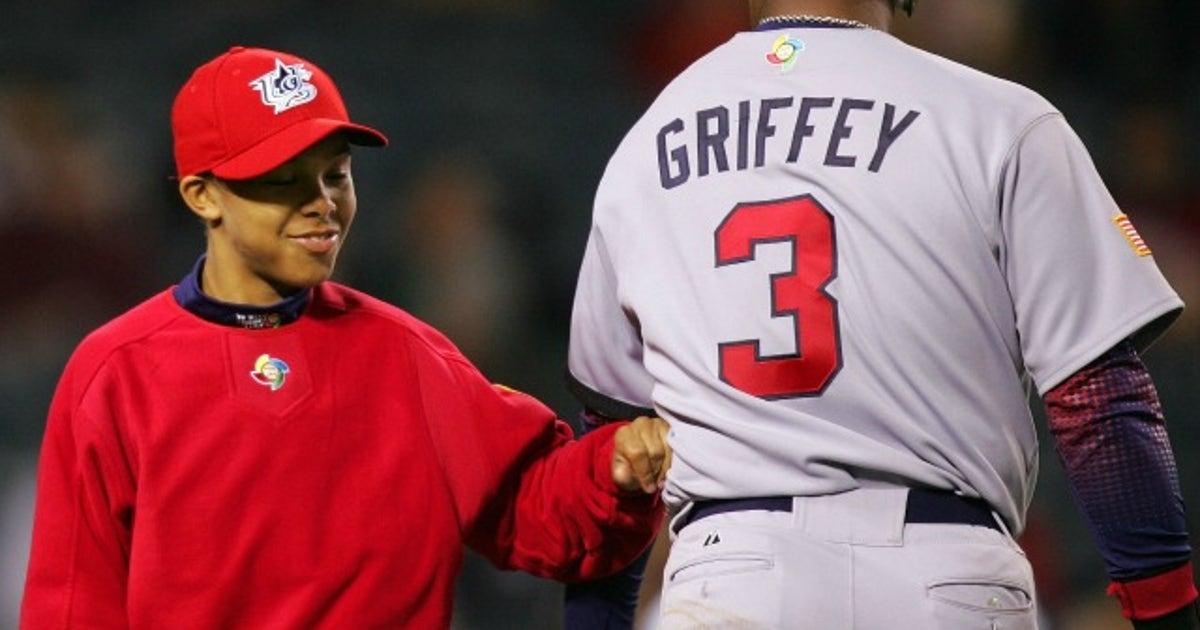 ca0d7ae5b5 Mariners draft Ken Griffey Jr.'s son Trey | FOX Sports