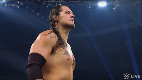 Kickoff show: Baron Corbin vs. Apollo Crews