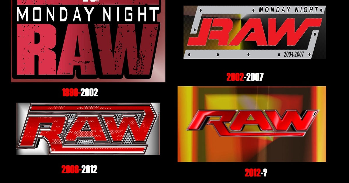 Wwe Unveils New Raw Smackdown Logos For The Post Draft