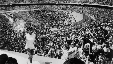 Mexico City 1968