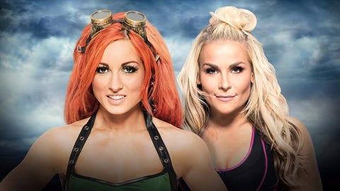 Becky Lynch (+200) v. Natalya (-300)