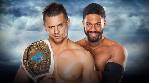 The Miz (-300) v. Darren Young (+200) for the Intercontinental Championship