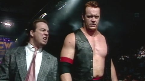 The Undertaker (with Paul Heyman)