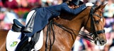 Dutch Olympian pulls out of equestrian event to protect her horse