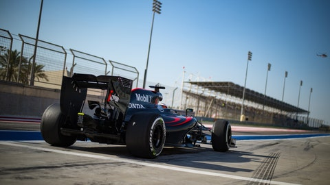 McLaren-Honda will steal a podium finish by the end of the year
