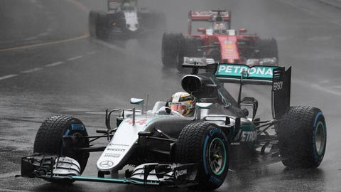 Lewis Hamilton win will the title by the biggest margin of his career