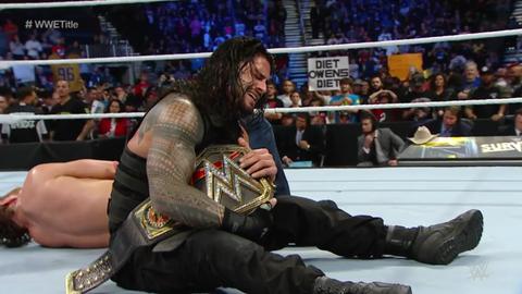 Roman Reigns (Survivor Series 2015)