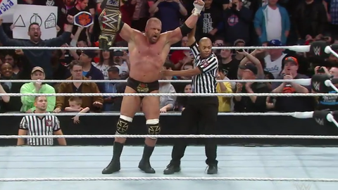 Triple H (Royal Rumble 2016)