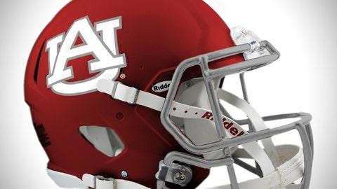 The Auburn Crimson Tide