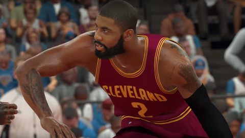 89 overall - Kyrie Irving