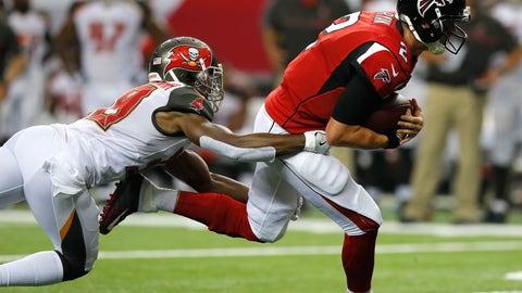 Falcons QB Matt Ryan -- owned in 43.3% of leagues