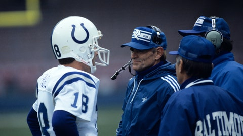 Baltimore and the Colts