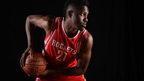 Rockets worst: Chinanu Onuaku (67 overall)