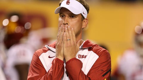 Lane Kiffin and USC