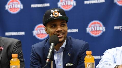 Pistons worst: Michael Gbinije (68 overall)