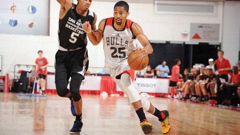 Bulls worst: Spencer Dinwiddie (67 overall)