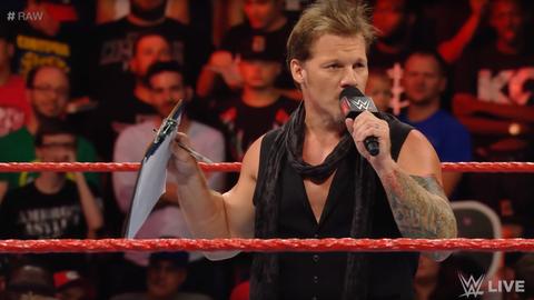 Chris Jericho vs. Sami Zayn