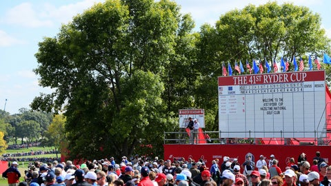 Can the Ryder Cup end in a tie?