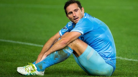 Frank Lampard - 78 overall