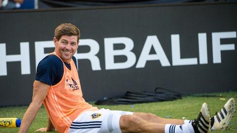 Steven Gerrard - 81 overall