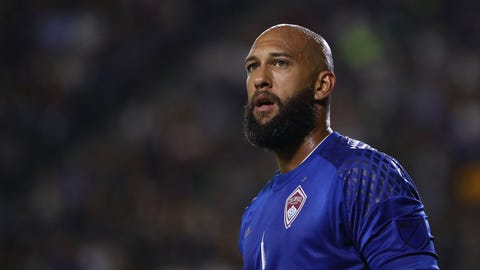 Tim Howard - 81 overall