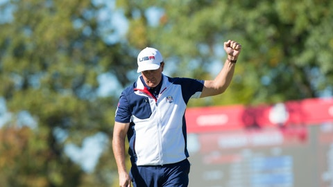 Phil Mickelson: A-