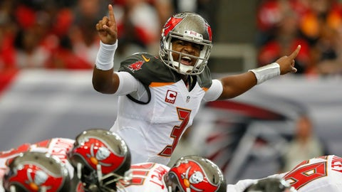Buccaneers (+7) vs. CARDINALS (Over/under: 50)