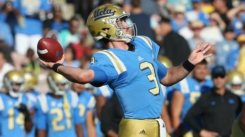 UCLA at BYU (+3)