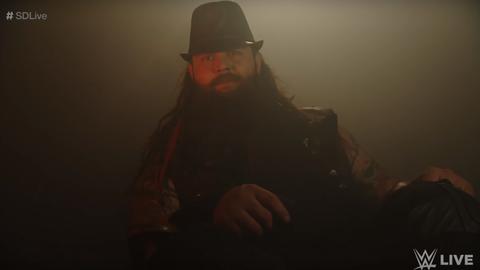 Bray Wyatt vs. Randy Orton