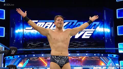 The Miz vs. Dolph Ziggler for the WWE Intercontinental Championship