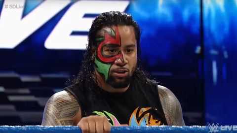 The Usos vs. The Hype Bros in a Tag Team tournament semifinal