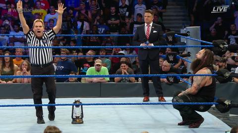 Bray Wyatt defeats Randy Orton