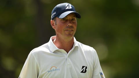 Captain's pick: Matt Kuchar